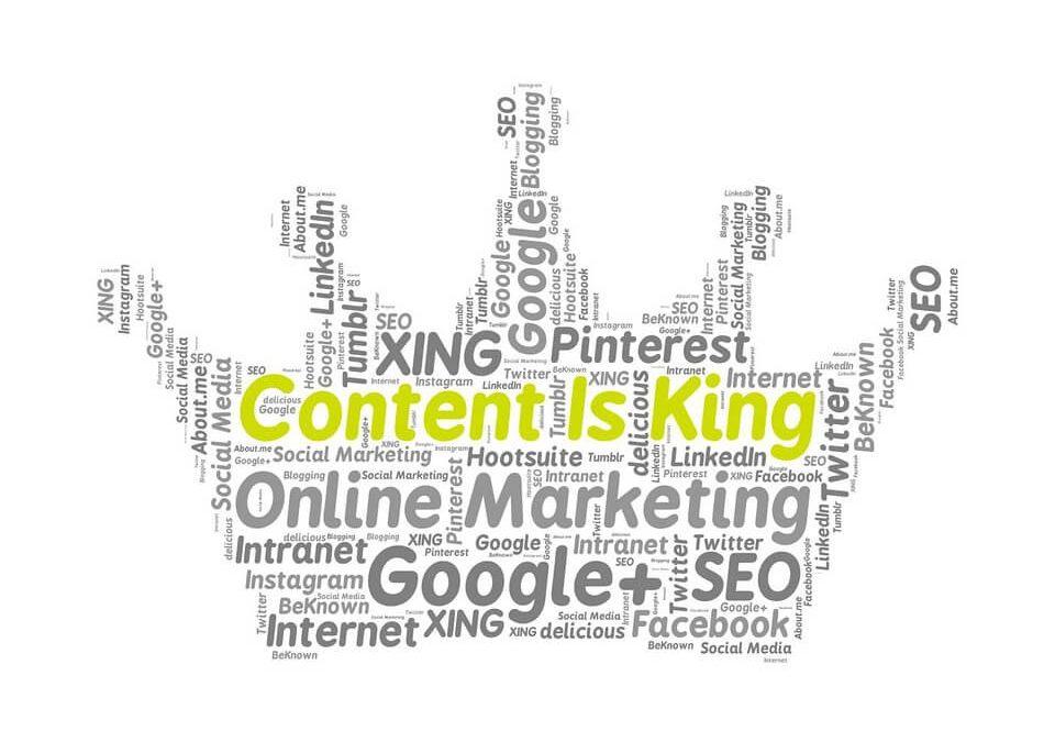 La importancia de trabajar el marketing de contenidos.