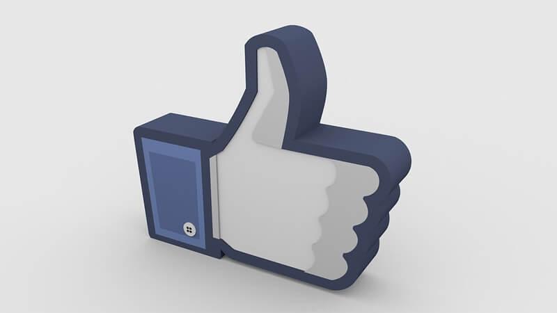 Nuevas interacciones en Facebook.