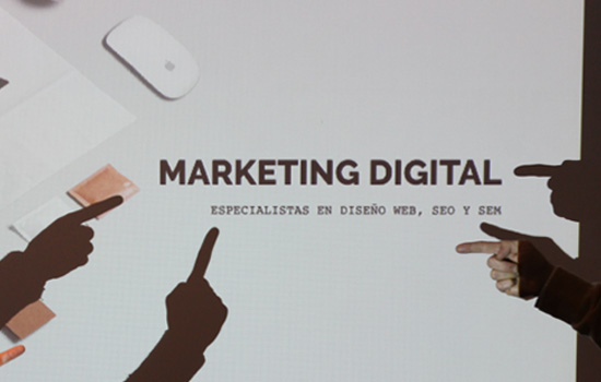 Especialistas en Marketing Digital