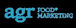 Logotipo de la agencia AGR Food Marketing